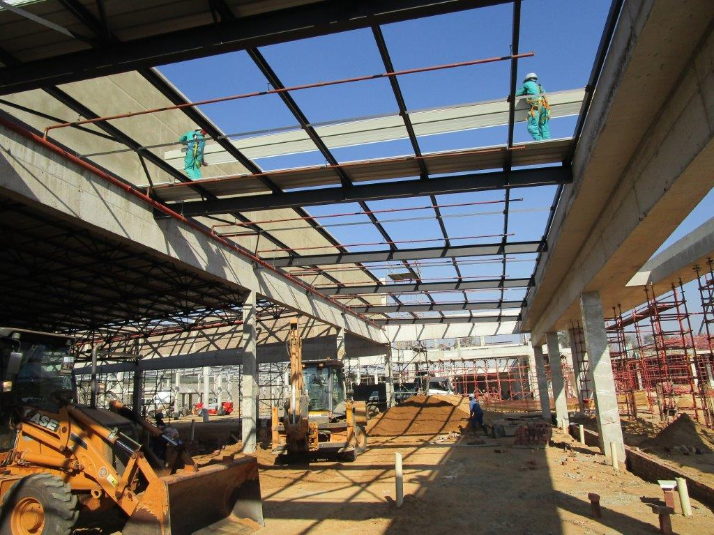 Kyalami Consturction Mall