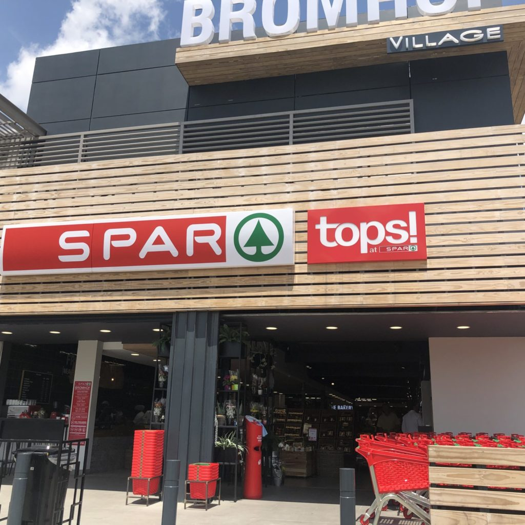 Spar Tops Construction