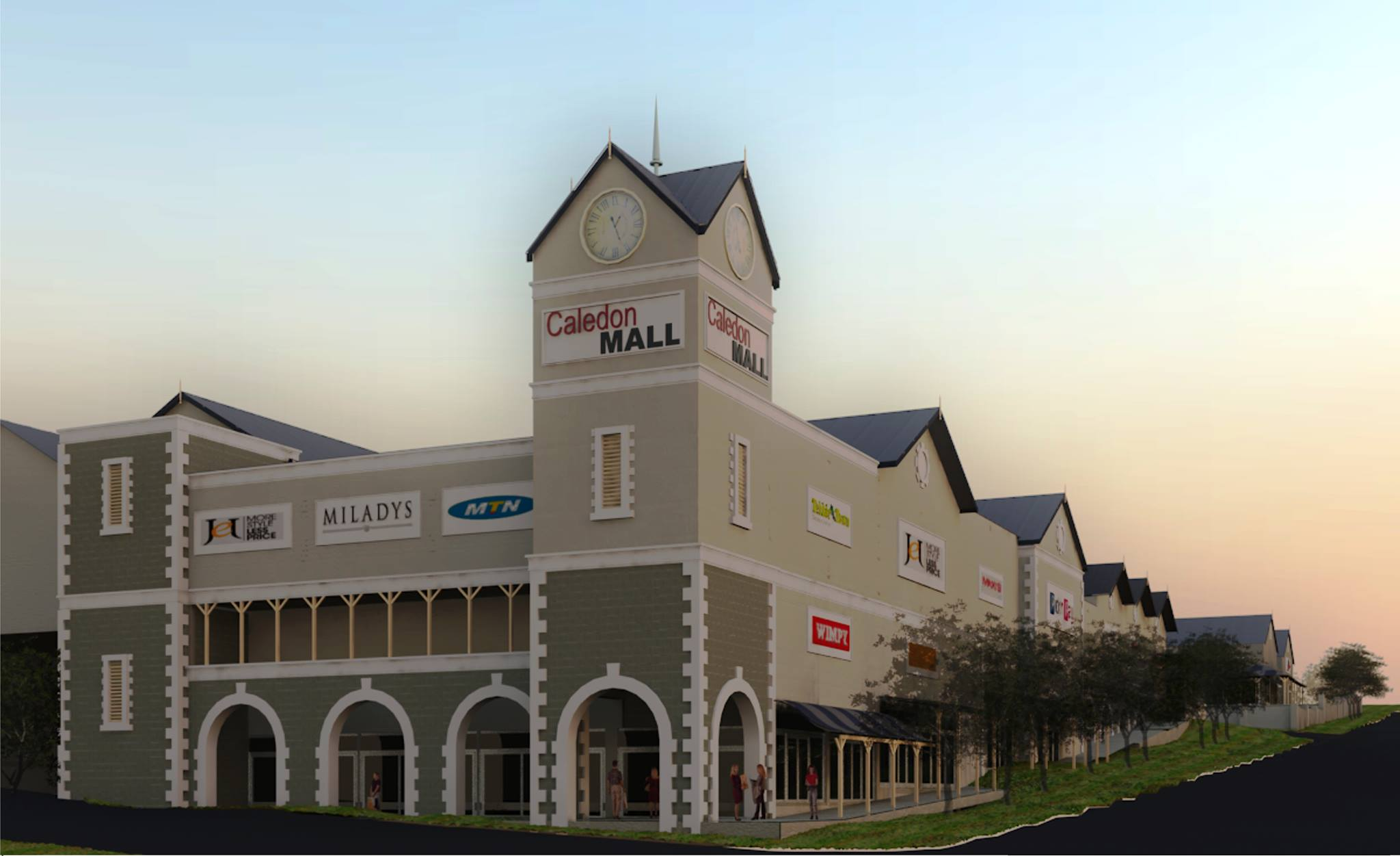 Caledon Shopping Centre