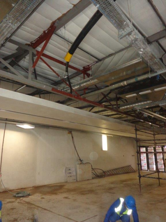 Woolworths Extension Construction