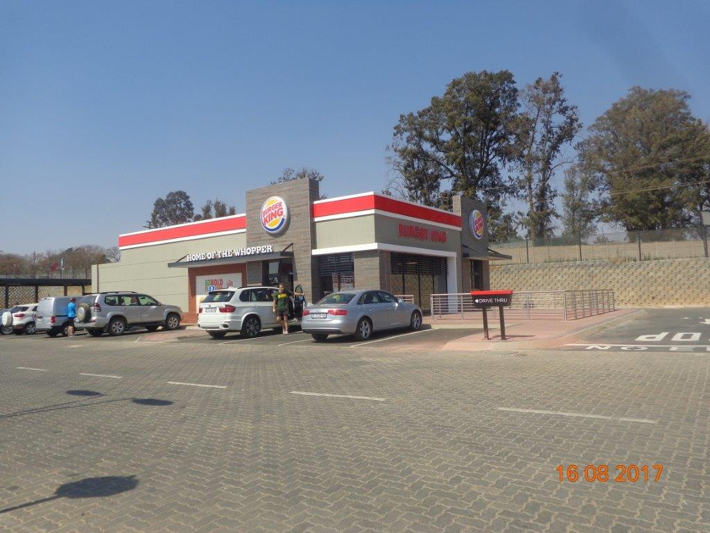 Burger King Kyalami