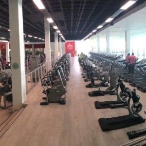 Virgin Active Cradlestone Mall Gym Equitment